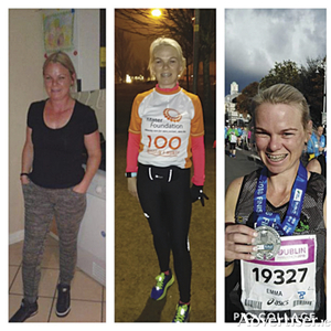 Athlone native Emma Canning, who hopes by telling her story of overcoming a cancer diagnosis, it inspires others to seek health and fitness fulfilment. A prominent member of the Moate Athlone Running Group, Emma completed her first marathon in October 2018, when she successfully ran the 26.2 mile Dublin course.