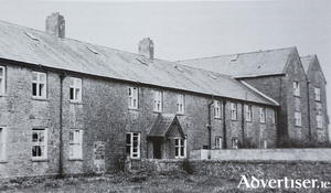 The mother and baby home in Tuam.