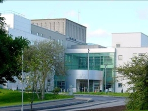 Mayo University Hospital have had a number of disruptions this week due to the ransomware attack on the HSE. Photo: Saolta Hospital Group.