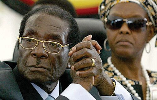 Even when Mugabe dies, there will be problems, says Marian.