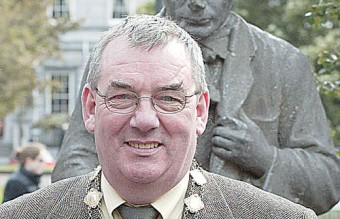Cllr Martin Quinn — the comeback kid?