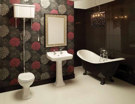 Go Victorian on your bathroom. Advertiser ie   Go Victorian on your bathroom