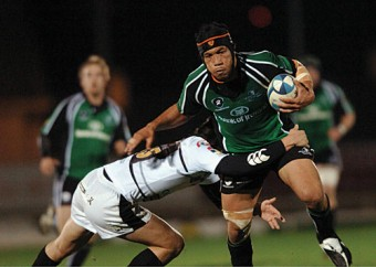 Connacht's Ray Ofisa, try-scorer last week, will face up to London Irish tomorrow evening in the Galway Sportsground in the second round of the European Challenge Cup.