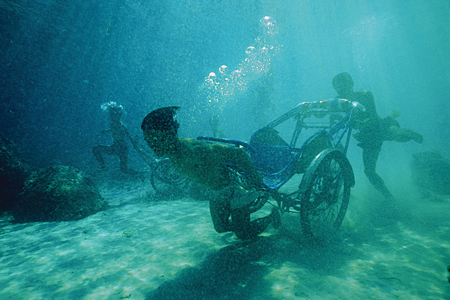 A video still from Jun Nguyen-Hatshushiba's Memorial Project Nha Trang, Vietnam.