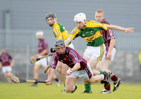 No Leinster Championship for Darren McCormack and his Westmeath team mates in 2009. Photo: John O'Brien.