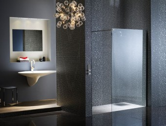 Create a stylish wet room look in your bathroom