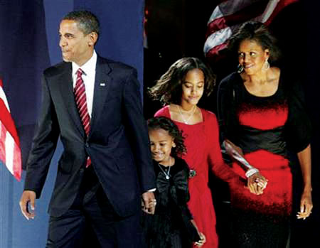 The new US First Family — Galway will hold several events to mark Tuesday's historic inauguration.