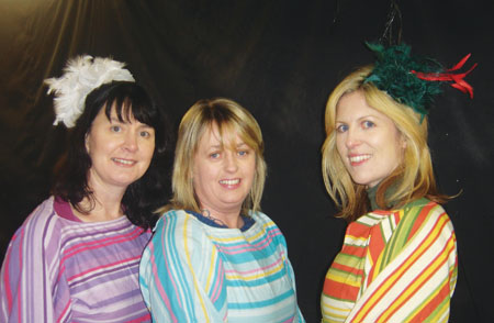 Castlerea Muscial Society presents Honk! Frances Cooke, Derval Flynn and Olivia McGarry