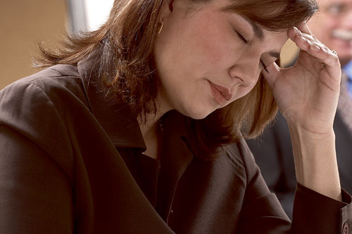 Chronic fatigue has a constellation of symptems