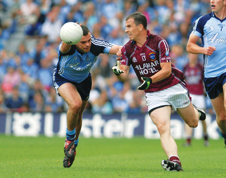 Injury worries to pivotal players like Dessie Dolan may prove too much for Westmeath's championship hopes this summer. Photo: John O'Brien.