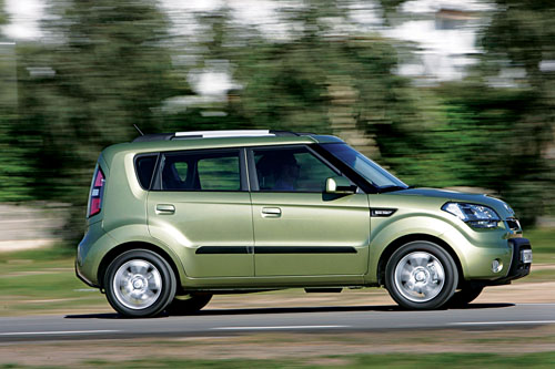 Kia Soul Awarded Five Star Euro NCAP Safety Rating