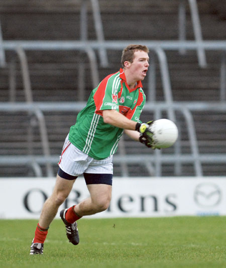 John Gaffey will be keen to impress if given the opportunity against Donegal this Sunday. Photo: John O'Brien