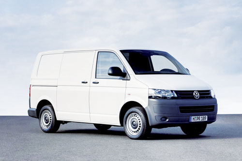 Vw Transporter T5 Styling. New Volkswagen Transporter is