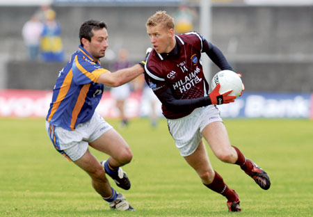 Denis Glannon is expected to make a return to the Westmeath colours in the near future. Photo: John O'Brien
