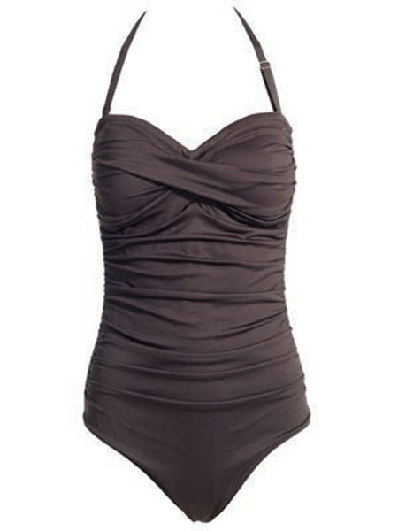 Swimsuit available at Monsoon.