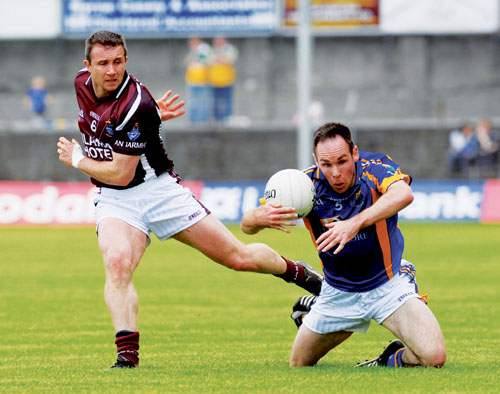 The return of Derek Heavin has further strengthened the Westmeath defensive options ahead of the semi-final against Louth.  Photo: John O'Brien