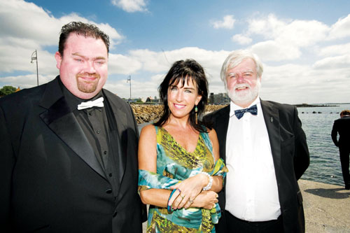 JCI presents 'Mid Summer Melodies' in the Galway Bay Hotel on Friday July 2 at 8pm staring Darragh McGann, Annette Griffin and Brendan O'Byrne in aid of 'CDs Helping Hands'. Photo: Andrew Downes.