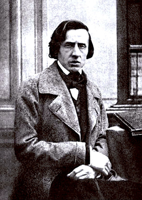 Frederick Chopin.