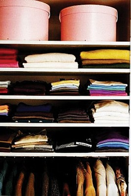 Easy steps to a wardrobe that works for you
