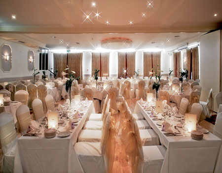 The fantastic function room.