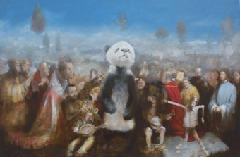 The Day King Fluff Came Home by Philip Lindey.