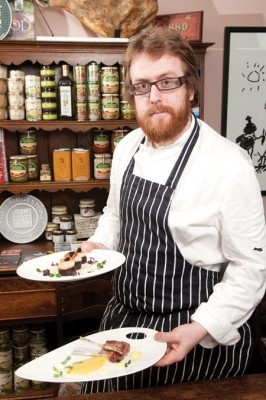 Cava owner and head chef JP McMahon.