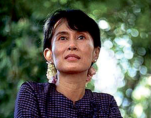 Aung San Suu Kyi to be invited to Galway to accept her Freedom of the City.