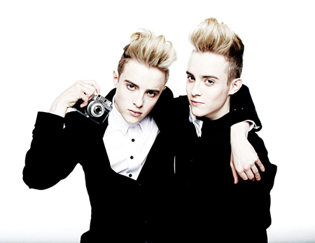 Back at the Royal: Jedward will return to the Royal Theatre on Sunday January 30.