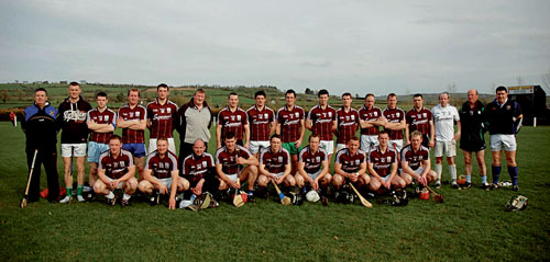 All Ireland interfirms champions Medtronic.