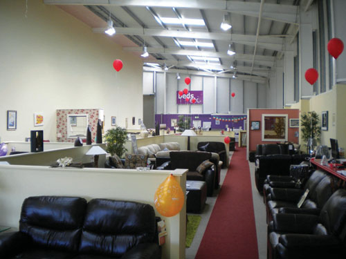 Clearance At Cost Plus Sofas
