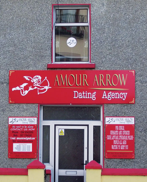 Amour Arrow
