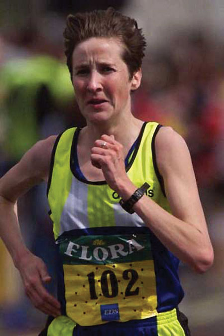 Ireland's Catherina McKiernan will start the inaugural Conamara 10k race and host a chi running workship in Carna next weekend.