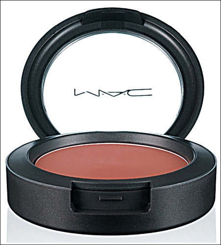 Mac cream blush.