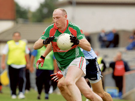 Garrycastle will look to players like Seanie Donoghue for leadership this Sunday. Photo: johnobrienimages.com