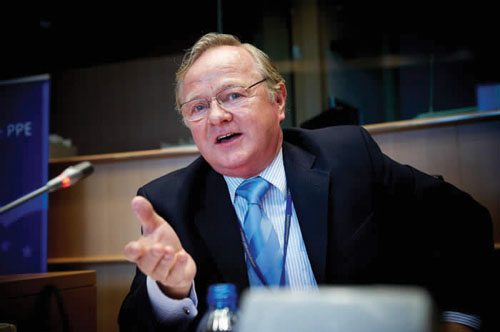 MEP Jim Higgins