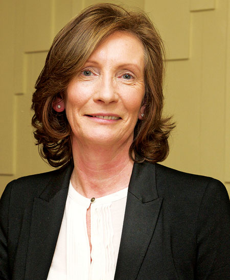 Liz Cassidy, The Irish Ambassador for Female Entrepreneurship.