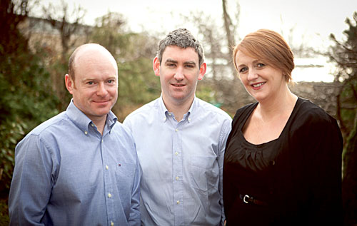 Organisers of the National Foodie Forum, which will be hosted by the Hotel School, GMIT, on February 2, from left: Hotel School lecturers Cormac Handy, Colin Gilligan, and Jacinta Dalton.
