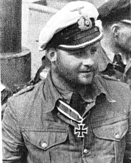 Fritz Julius Lemp, an ace German submarine commander, who sank the Athenia on the first day of World War II. He died in the North Atlantic in controversial circumstances two years later.