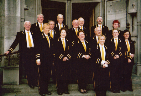 Taking over the stage: The Castlebar Concert Band will be taking over the Linenhall Theatre on Thursday February 23 at 8pm.