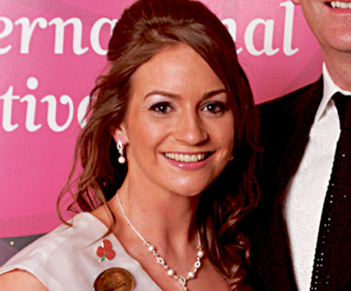 Galway Rose 2011 Claire Keane.