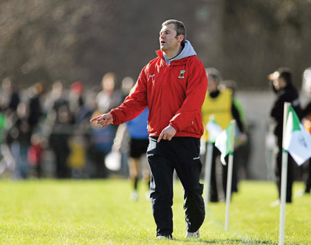 Looking for answers: Mayo manager James Horan will have been looking hard for answers as to what went wrong against Donegal last week ahead of this weekend's game against Cork.  Photo: Sportsfile.