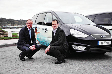 Advertiser ie - Ford partners with Titanic project in Cobh
