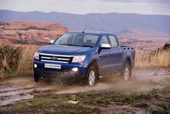 All-new Ford Ranger pick-up is the one to beat