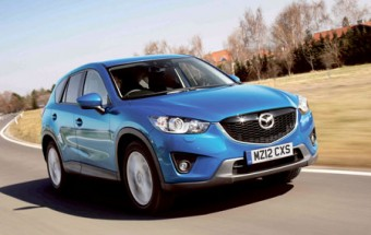 Mazda's all-new CX-5 launched in Ireland