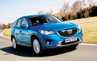 Mazda's new CX-5 launched in Ireland