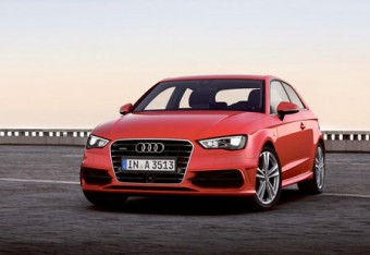 Prices and ETA for all-new Audi A3