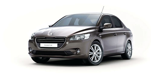 Peugeot will boost its international market share with the launch of the new Peugeot 301, which is destined for central and eastern Europe in late 2012.
