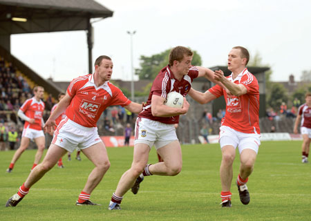 Westmeath and Louth will do battle yet again. Photo: johnobrienimages.com