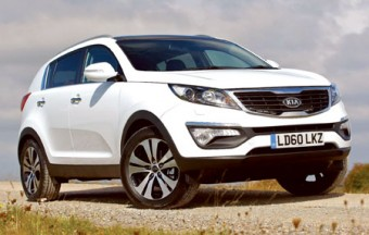 Top survey finds Kia Sportage is tops with owners