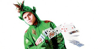 Piff The Magic Dragon.